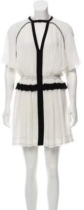 Isabel Marant Zip-Up Mini Dress w/ Tags