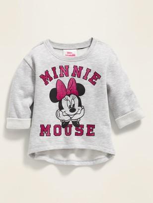 Old Navy DisneyA Minnie Mouse Graphic Sweatshirt for Toddler Girls