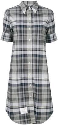 Thom Browne A-line Cotton Shirtdress