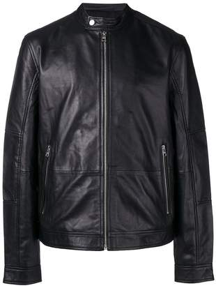 Calvin Klein Jeans collarless jacket