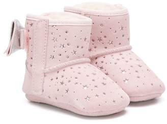UGG star appliqué boots