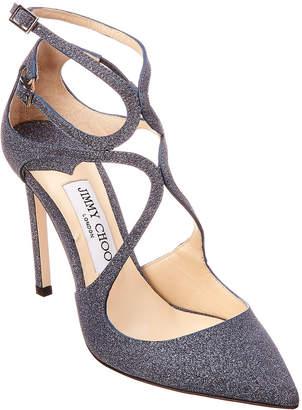 a3cc46feb83 Jimmy Choo Blue Adjustable Strap Women s Sandals - ShopStyle