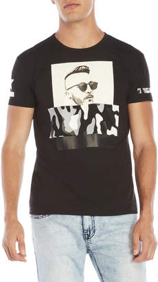 X-RAY Jeans Xray Jeans Rebel Graphic Tee