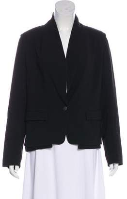 Rag & Bone Collarless Structured Blazer