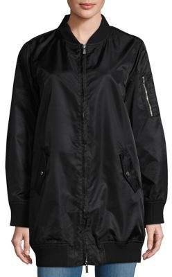 Sanctuary Sporty Bomber Jacket
