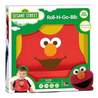 Sesame Street Molto Elmo Silicone Bib