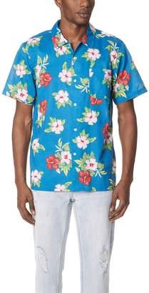 Obey Kane Button Down Shirt