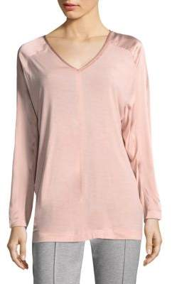 Escada Sport Emantice Long-Sleeve Tunic