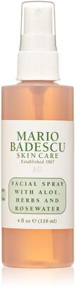 Mario Badescu Facial Spray with Aloe, Herbs and Rosewater, 4 fl. oz.