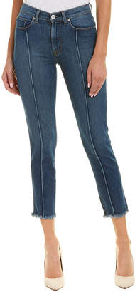 Hudson Jeans Jeans Zooey Demeanor High-Rise Straight Crop