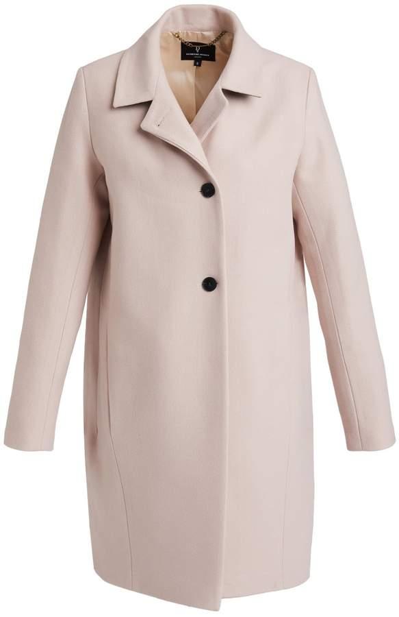 Katherine Hooker - Jackson Coat In Pale Pink