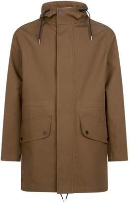 Sandro Cotton Parka Coat