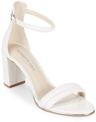 Kenneth Cole Women's Lex Leather Sandals