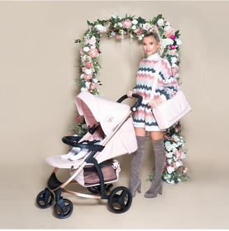Baby Essentials My Babiie My Babiie Billie Faiers MB200 Rose Gold & Blush Pushchair