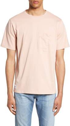 b155c4e3b77 NATIVE YOUTH Jonah Layered Pocket T-Shirt