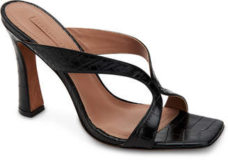 BCBGMAXAZRIA Ines Leather Sandal