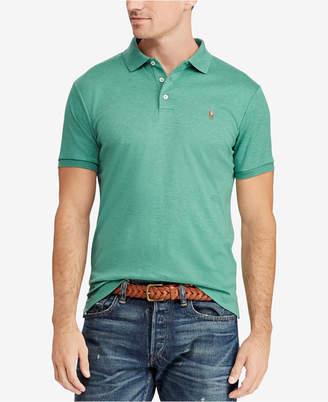 Polo Ralph Lauren Men's Custom Slim Fit Soft Touch Cotton Polo
