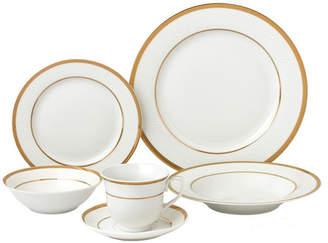 Lorren Home Trends Josephine 24-Pc. Dinnerware Set, Service for 4