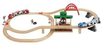 Brio Travel Switching Set Wooden Toy