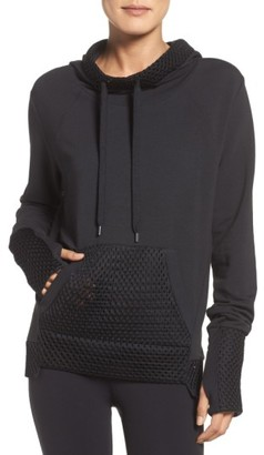 Women's Alo Eclipse Hoodie $128 thestylecure.com