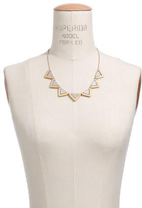 Madewell Chevron Necklace