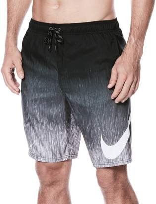 Nike Men's Rush Ombre Breaker 9-inch Volley Shorts