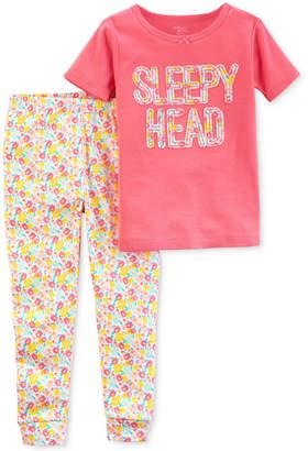 0e31ee64e6 at Macy s · Carter s Little Planet Organics 2-Pc. Sleepy Head Cotton Pajama  Set
