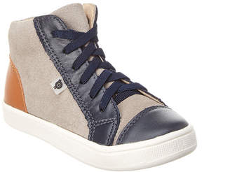 Old Soles High Style Suede Sneaker