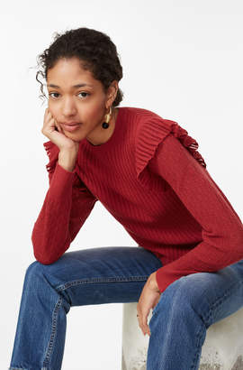 La Vie Cozy Cotton Pullover