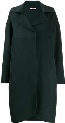 Odeeh oversized single-breasted coat