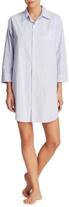 Ralph Lauren Heritage Essentials His Shirt Sleepshirt