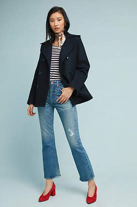 Citizens of Humanity Citizens of Humantiy Estella Ultra High-Rise Cropped Flare Jeans
