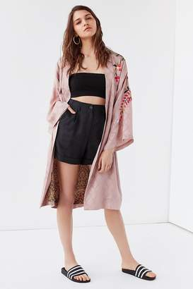 Urban Outfitters Lost In Heaven Embroidered Kimono