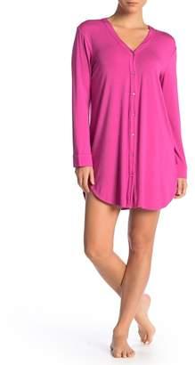 Josie Long Sleeve Shirt Dress