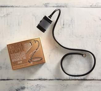 Pottery Barn Cobra Light - Flexible LED Flashlight With Magnet