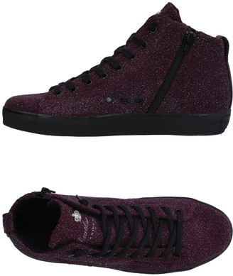 Leather Crown High-tops & sneakers - Item 11280171PL