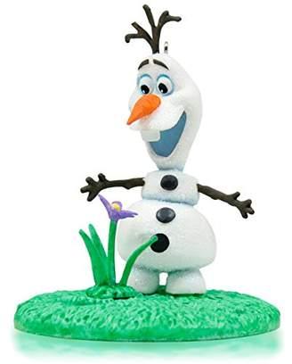 "Hallmark Keepsake Disney Frozen ""Olaf In Summer"" Holiday Ornament"