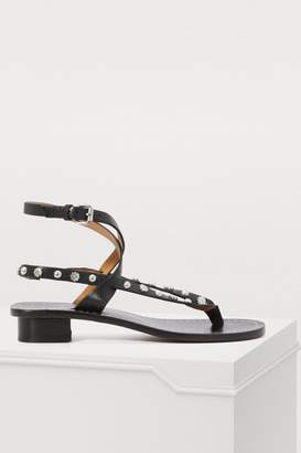 Isabel Marant Jings heeled sandals