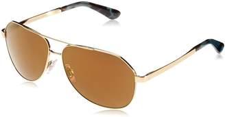 Dolce & Gabbana Women's Sicilian Taste 0DG2144 Non-polarized Iridium Aviator Sunglasses
