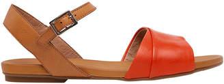Leilani Coral/Tan Sandal