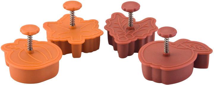 Paula Deen 4-pc. Pie Press Cutter Set