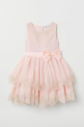 H&M Tulle Dress - Pink