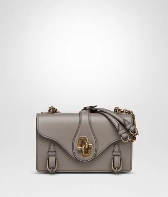 Bottega Veneta Steel Calf City Knot Bag