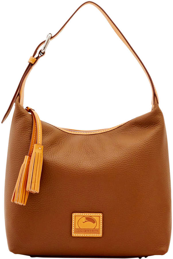 Dooney & Bourke Patterson Leather Paige Sac - BARK - STYLE