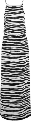Vix Anita printed voile maxi dress $248 thestylecure.com
