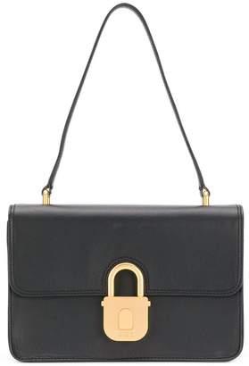 bf0f78b5ac3091 Just Cavalli padlock buckle shoulder bag