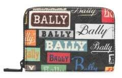 Bally Bivy Multi-Logo Coin Purse