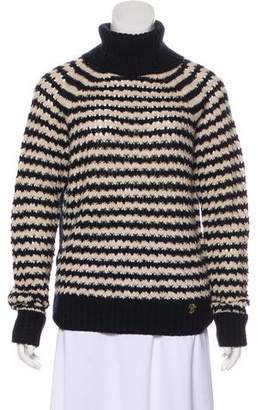 Tory Burch Casual Turtleneck Sweater