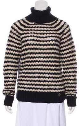 Tory Burch Casual Turtleneck Sweater