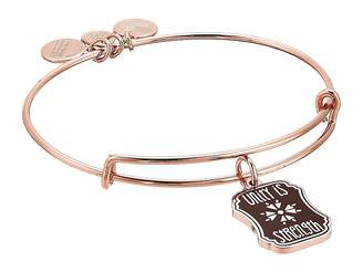 Alex and Ani Words are Powerful Unity is Strength Bangle